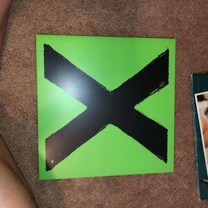 Other - Ed Sheeran record